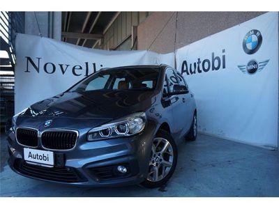 usata BMW 218 Serie 2 Active Tourer i Advantage del 2015 usata a Genova