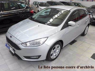 second-hand Ford Focus 1.5 TDCi 120 CV 5P S&S EURO 6 Plus F.PACK SYNC