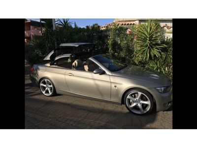 usata BMW 330 Cabriolet Serie 3 (E93) cat Futura Mpower