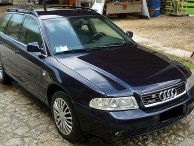 used Audi A4 a4avant 2.5 v6 tdi quattro 4x4 4wd diesel