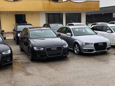 gebraucht Audi A4 s line 2015 full optional