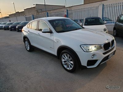 usata BMW X4 (f26)