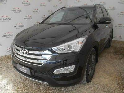 usata Hyundai Santa Fe Mod. 2.2 CRDi 4WD A/T Style