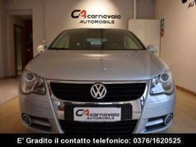 usata VW Eos 2.0 TDI DPF CABRIO MAN CLIMA FENDI CINGHIA FATTA Diesel