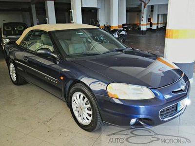 usata Chrysler Sebring Cabriolet 2.7 V6 24v Lx Autost. Usato
