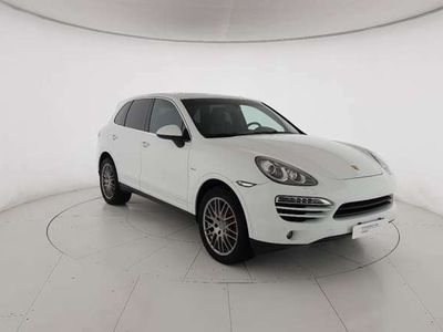 usata Porsche Cayenne 3.0 Diesel UFFICIALE ITALIA APPROVED