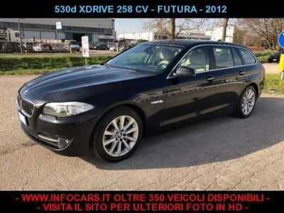 używany BMW 530 d xDrive 258CV Touring Futura