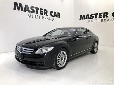 używany Mercedes CL500 ClasseSport