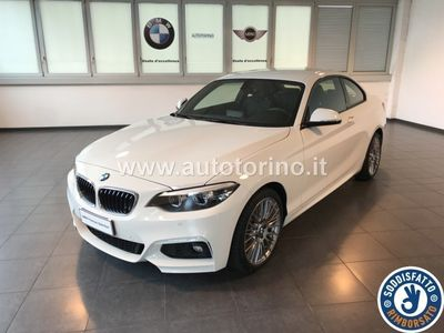 usata BMW 220 SERIE 2 COUPE d coupe xdrive Msport auto my18