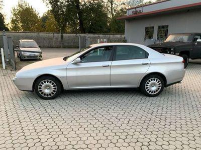 usata Alfa Romeo 166 2.0i 16V Twin Spark cat UNICOP. LM REALI