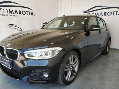 usata BMW 114 D Serie1 F20 5p Msport X NEOPATENTATI TETTO APRIBI