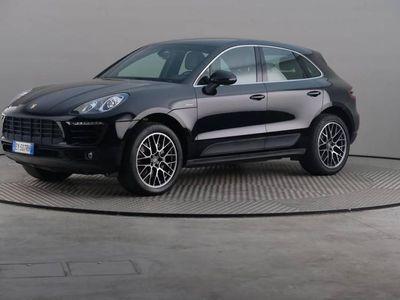 usata Porsche Macan S Diesel
