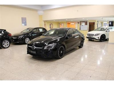 używany Mercedes CLA200 sport 156cv e6 ( navi - bt xeno ) cilind. 1595 benzina