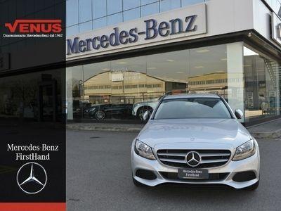 usata Mercedes C200 D BUSINESS AUTOMATICA