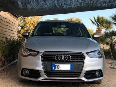 usata Audi A1 1.6 105cv