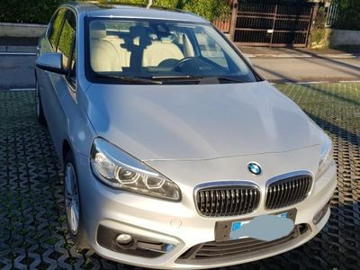 usata BMW 220 Active Tourer Serie 2 A.T. (F45) Luxury