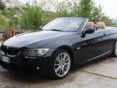 usata BMW 325 Cabriolet Serie 3 (E93) cat Msport