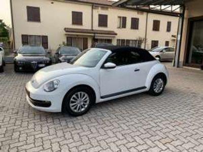 used VW Maggiolino Cabrio 2.0 TDI Sport BlueMotion Technology