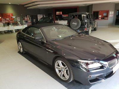 usata BMW 640 Cabriolet Serie 6 (F12/F13) xDrive Msport Edition