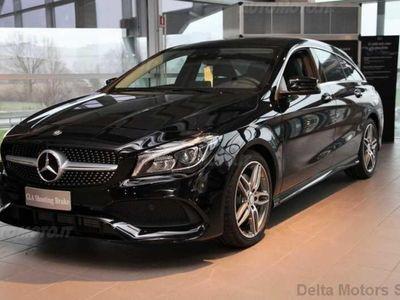 second-hand Mercedes CLA220 Shooting Brake d Automatic Premium nuova a Ancona