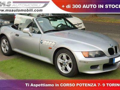 used BMW Z3 2.0 (2.2) 24V cat Roadster Unicoproprietario