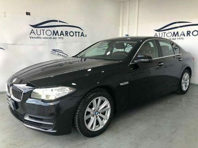 usata BMW 525 Serie 5 (F10/F11) COME NUOVO PELLE TOTALE