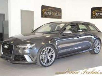 usata Audi RS6 4.0 tfsi q.s-tr.performance dynamicpack tetto full benzina