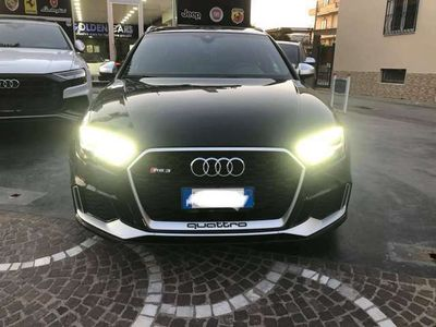 usata Audi RS3 2.5 TFSI 400Cv Quattro S-Tronic TETTO Km-46.043