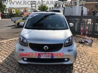 usata Smart ForTwo Cabrio 70 1.0 twinamic passion ita km0 benzina