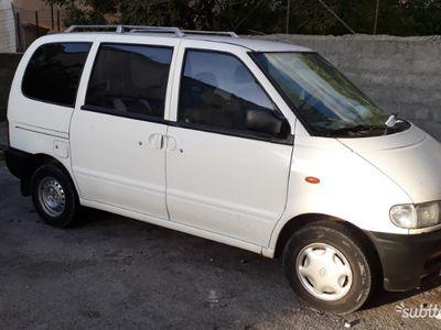 used Nissan Vanette d'epoca