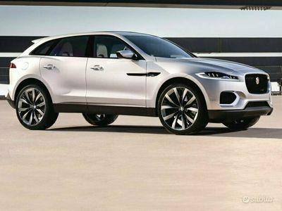 usata Jaguar F-Pace 2.0 250 CV AWD aut. S MY21 Tetto apribile
