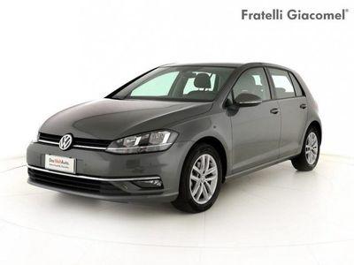 usata VW Golf 1.6 TDI 115 CV 5p. Business Blue