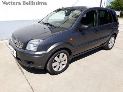 usata Ford Fusion Fusion 1.4 TDCi 5p. Collection1.4 TDCi 5p. Collection