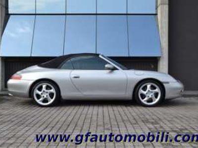 usata Porsche 911 Carrera Cabriolet * TAGLIANDATA *