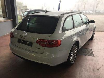 usata Audi A4 Avant 2.0 TDI 177CV quattro S tronic S-line