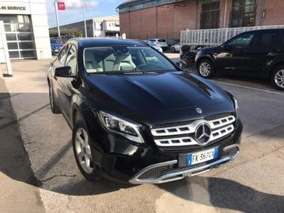 usata Mercedes GLA180 sport 109 cv (367)