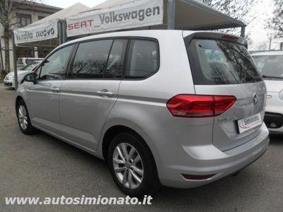 usata VW Touran 1.6 TDI Business BlueMotion Technology
