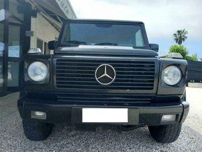 usata Mercedes G350 ClasseGD TD corto turbo