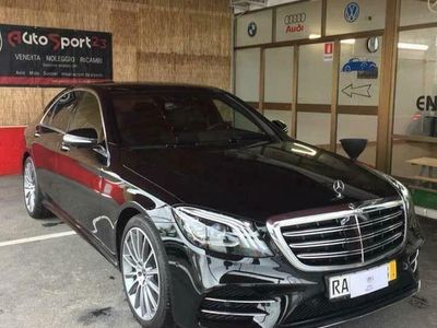 begagnad Mercedes S400 Classe Sd 4Matic Premium Plus Lunga