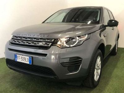 usata Land Rover Discovery Sport 2.0 TD4 150 aut. Business Edition