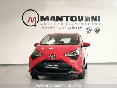 usata Toyota Aygo 1.0 VVT-i 72 CV 5 porte x-trend