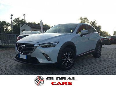 usata Mazda CX-3 1.5L Skyactiv-D Exceed/Telcamera/Bose/H-Up