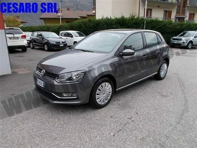 usata VW Polo 1.4 TDI 90cv 5p. Comfortline BlueMotion Technolog