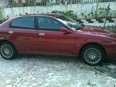 usata Alfa Romeo 166 jtd