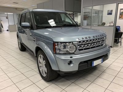 usado Land Rover Discovery 4 3.0 SDV6 245CV SE *7POSTI*