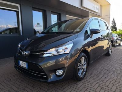 second-hand Toyota Verso 1.6 D-4D Style usato