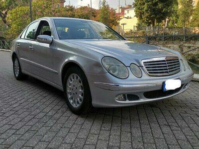 usata Mercedes E280 CDI cat Elegance
