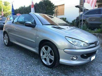usata Peugeot 206 CC 1.6 HDi AUTO GARANTITA VALUTIAMO AUTO/MOTO