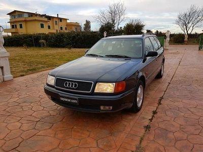 usata Audi 100 2.0 Avant Gpl Asi Clima Pelle Usato