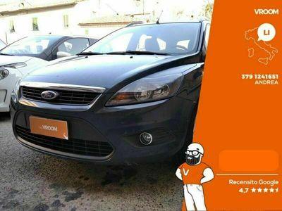 usata Ford Focus Focus1.6 (115CV) SW Bz.- GPL Titanium
